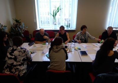 BYMBE - Lithuania - training for professionals