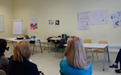 European Partners came together in Oviedo, Spain to undertake the BYMBE Train-the-Trainer programme